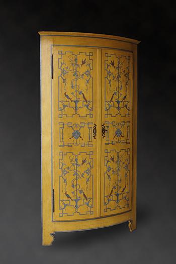 Florence renaux for Peinture a lancienne meuble