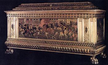 Les Cassoni De La Renaissance Italienne